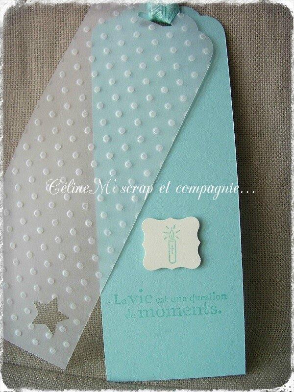 marque page communion 2