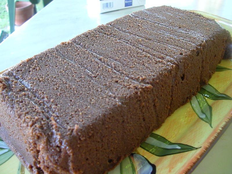 fondant chocolat caf 233 sans cuisson un kinder en cuisine
