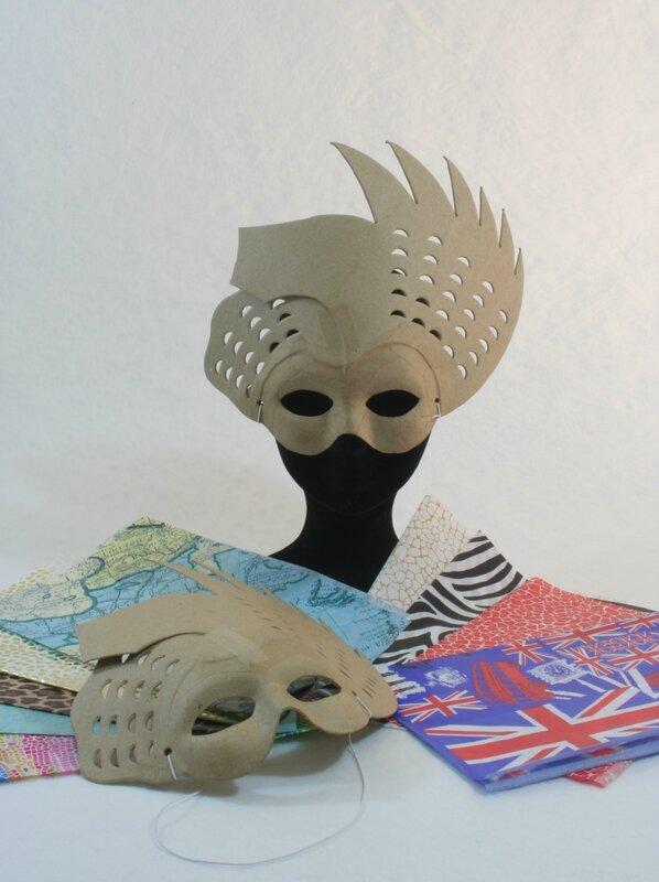 Masques atelier