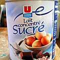 Confiture de lait...facile