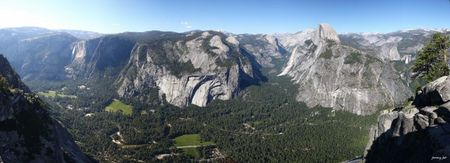 glacier point pano
