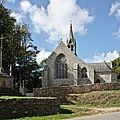 Chapelle st laurent - goulien (finistère sud)