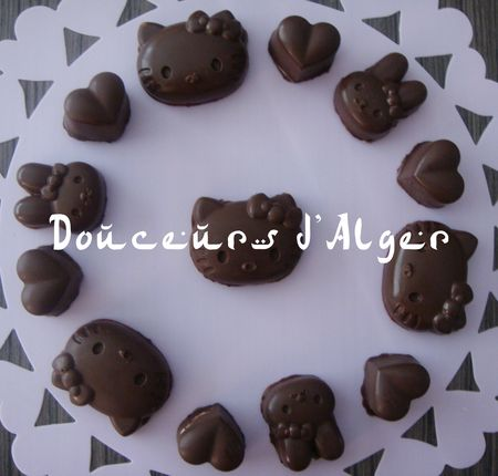 chocolat Hello Kitty