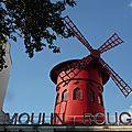 Un petit tour au moulin rouge...