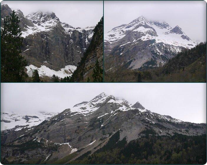 06 montagnes enneigées