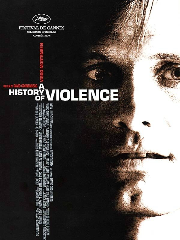 A History of Violence-affiche