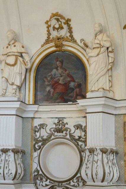 Chiesa Santa Chiara - Noto - Sicile
