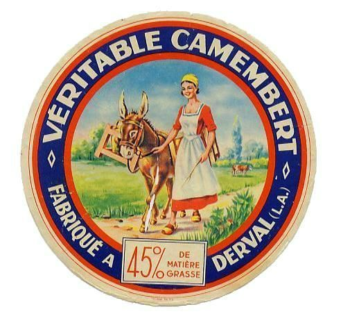 Véritable Camembert Derval