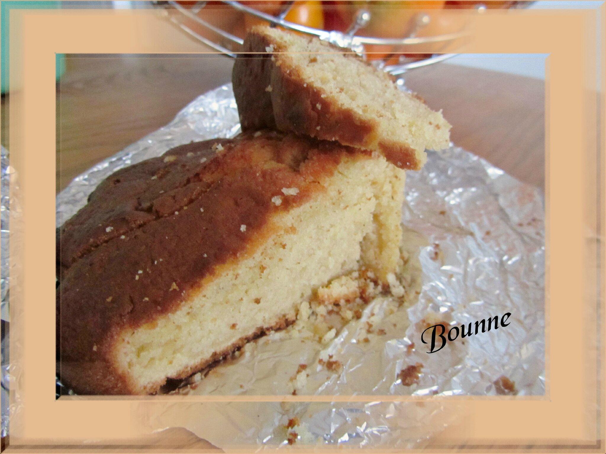 Pop Cake Quatre Quart Mascarpone