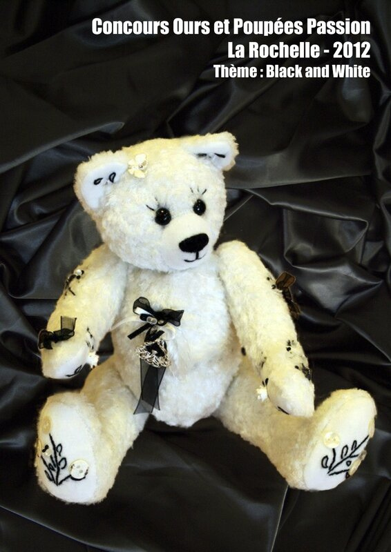Concours ours et poupées passion 2012