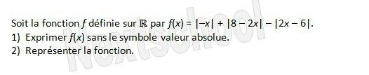 premiere etude de fonctions valeur absolue 2 4