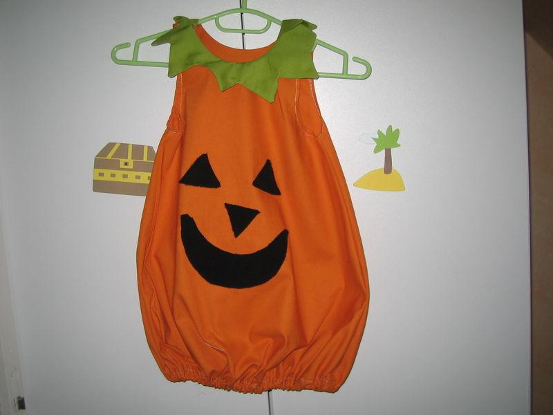 Costume Citrouille Mathoalou Mes Petites Cr Ations Couture