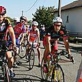 14 Bernard Karcher - J.François Lutringer = 43,5 kms heure !