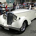 Triumph continental drophead coupe by graber-1937