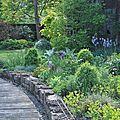En mode jardin ...