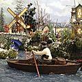 Dans la douceur de l'hiver (village de Noël 2014)