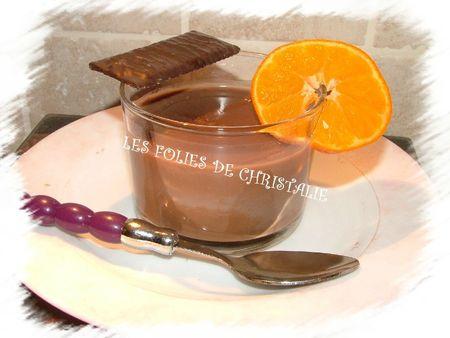 Crème chocolat orange 3