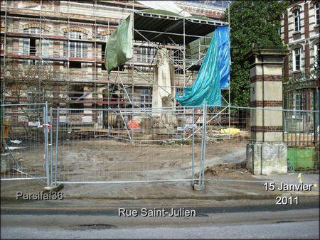 2011 - 15 Janvier - Monument