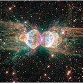 nébuleuse dénommée la Fourmi,3000et 6000années lumière...