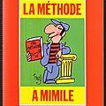 La méthode à mimile : l'argot sans peine, illustré par trez – alphonse boudard et luc etienne