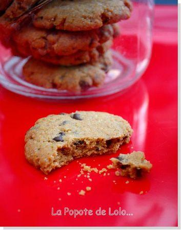 cookies café pralin