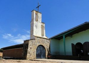 Eglise de Kapata - Kolwezi_r