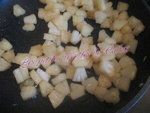 Yaourts à la noix de coco et dès d'ananas caramélisés13