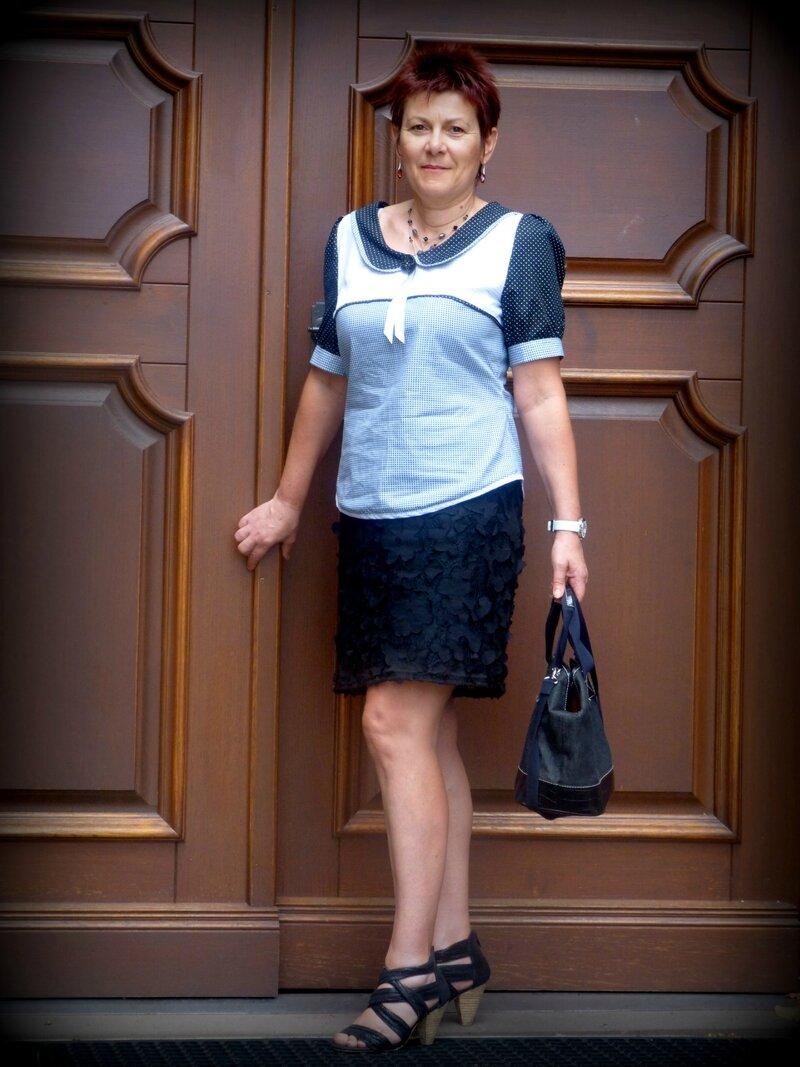 blouse ursula