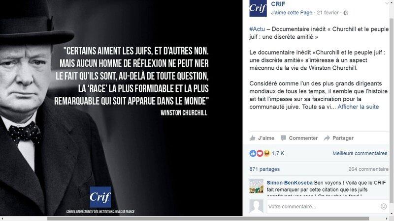 CRIF-RaceSupérieure