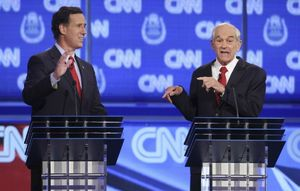 211364-gop-candidates-rick-santorum-and-ron-paul-take-part-in-the-cnn-western