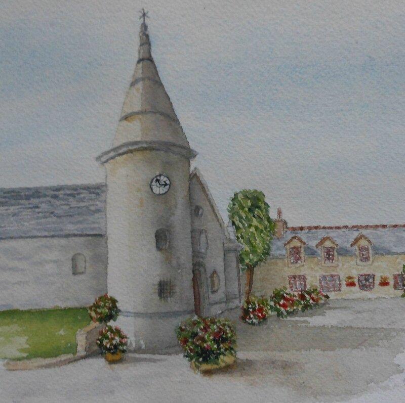 Eglise Le Guerno