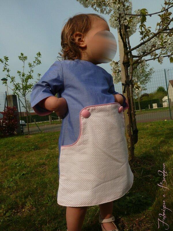 Lila louisa dress cerise