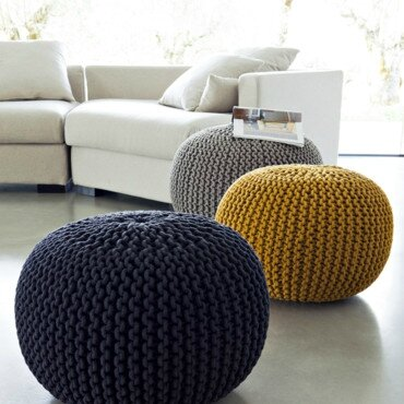 le pouf mummy tuto en fran ais minimel le blog. Black Bedroom Furniture Sets. Home Design Ideas
