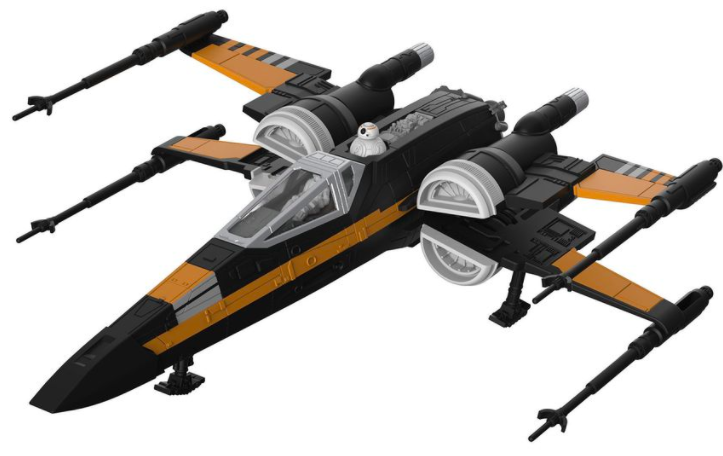revell poe boosted