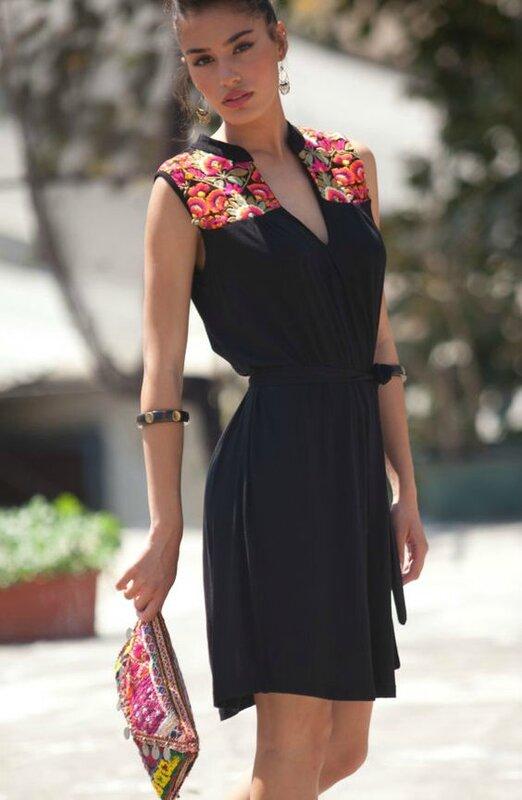 mode ethnique femme