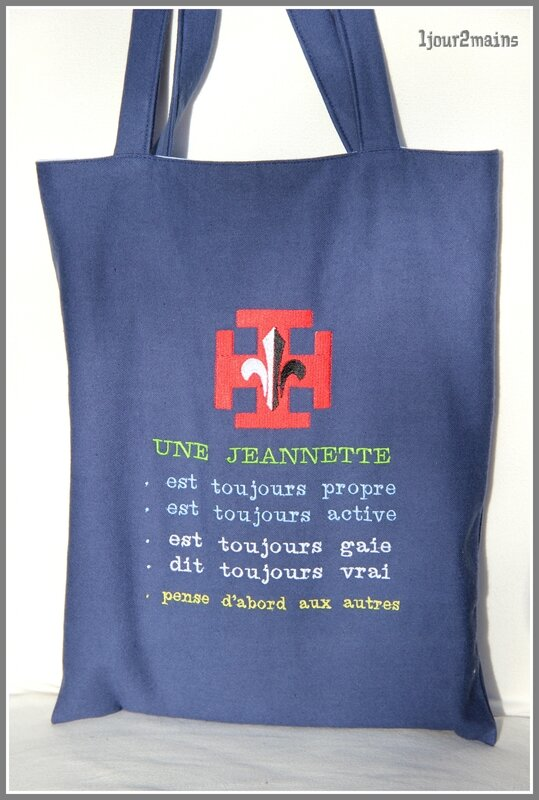 sac jeannettes SUF