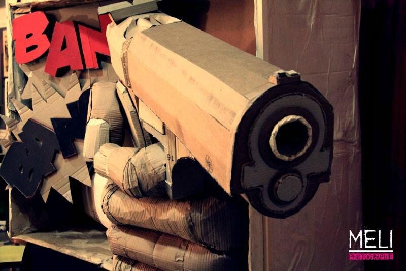 gun carton