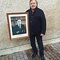 Hommage 20ème anniversiare mort de Mitterrand