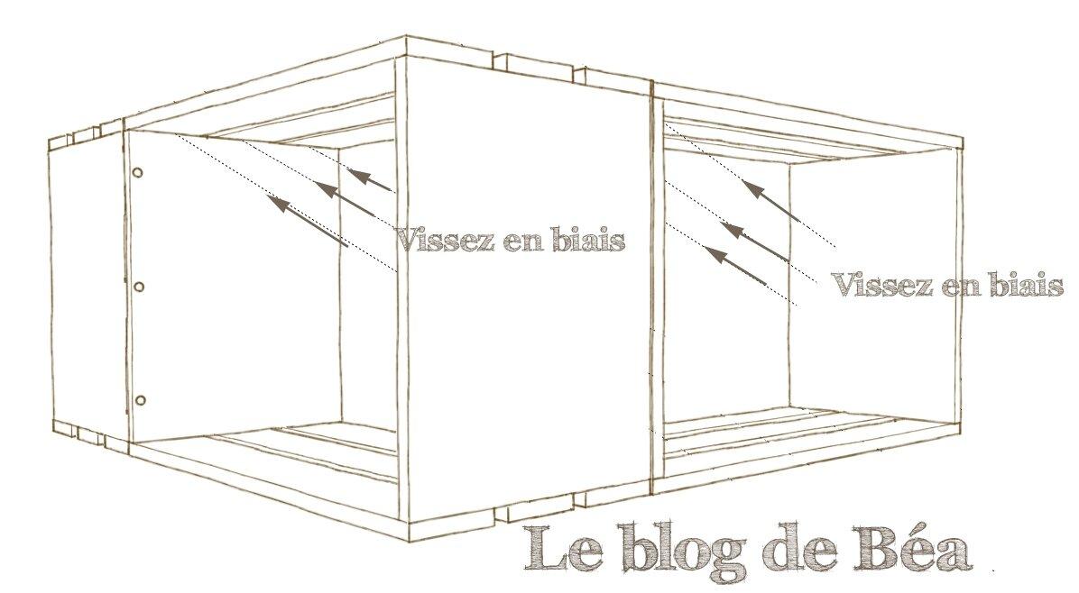 pas pas table basse bar le blog de b a. Black Bedroom Furniture Sets. Home Design Ideas