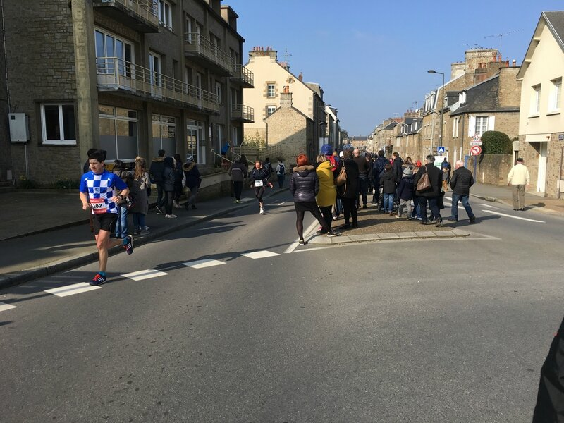 Athletic Club Avranches course 10km 2016 coureurs