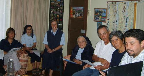 reunión de la Asociación fin de marzo 09