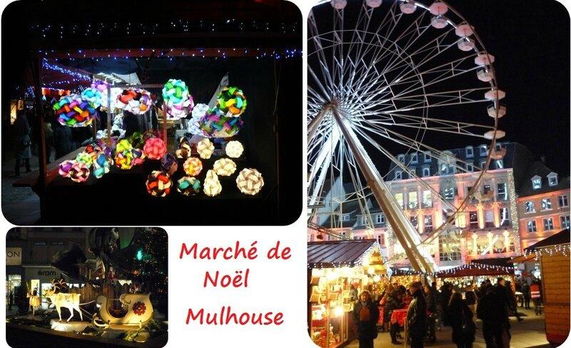 Ville de Mulhouse - Marché de Noël