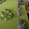 Rapport de bataille nains du chaos-empire warhammer