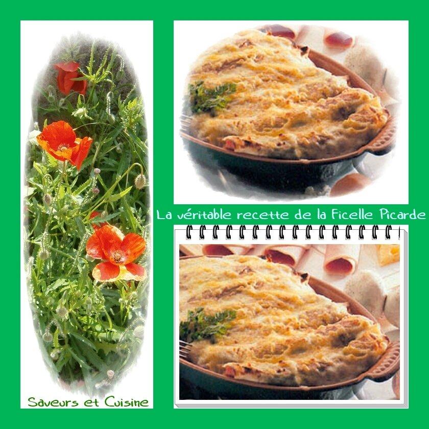 Ficelle Picarde, la véritable recette... Spécialité de Picardie