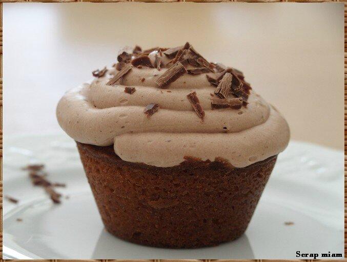 cupcake choco-caramel
