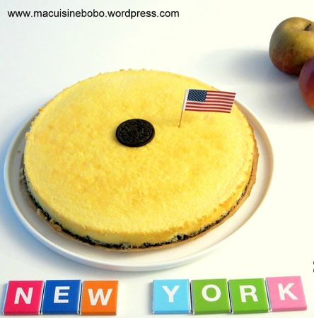 NY cheesecake oreo - macuisinebobo