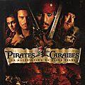 Pirates des caraïbes, tome 1 : la malédiction du black pearl - extraits