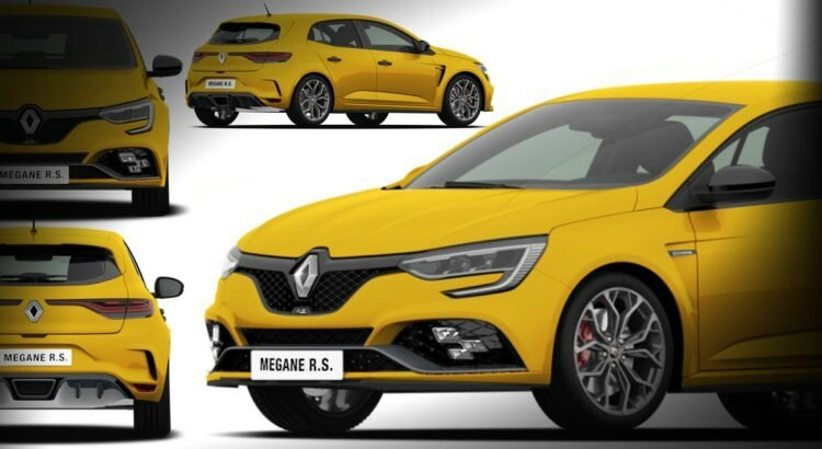 dream higher megane rs 1