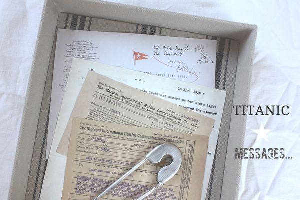 Boîte courriers TITANIC_1 L'ATELIER DE FRAMBOISE CHOCOLAT