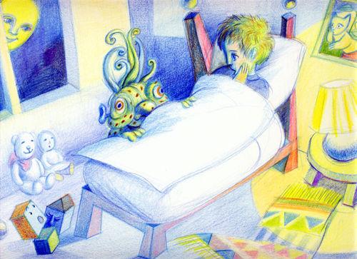 Sidonie et le monstre 1
